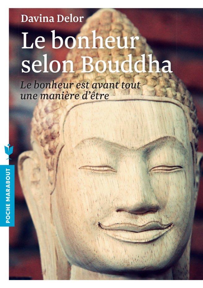 Davina DELOR - le bonheur selon bouddha