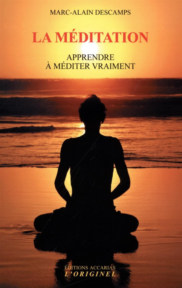 descamps marc-alain, meditation