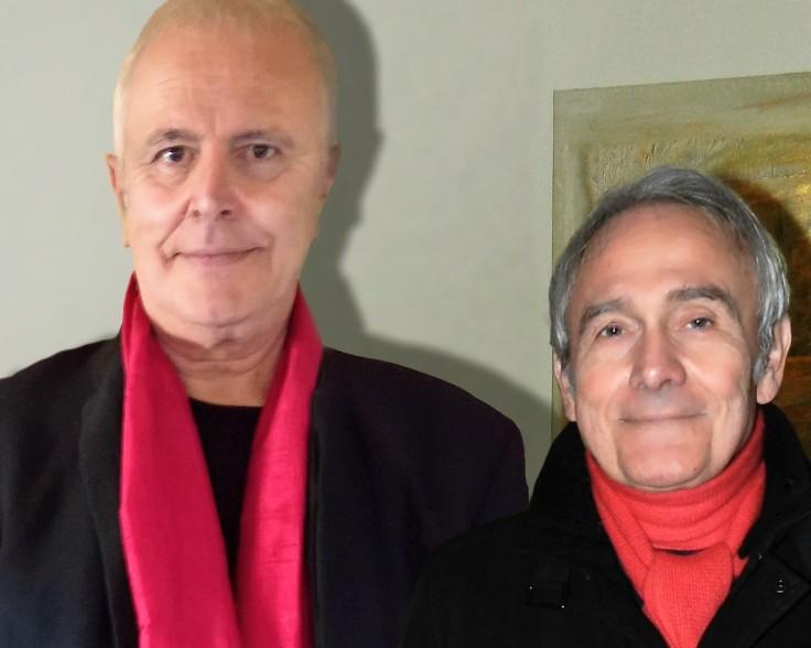Alain Jacquemart et Bernard Harmand