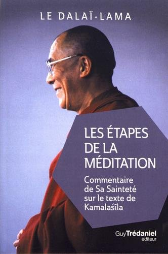 dalai lama etapes meditation