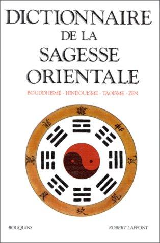 dictionnaire sagesse orientale