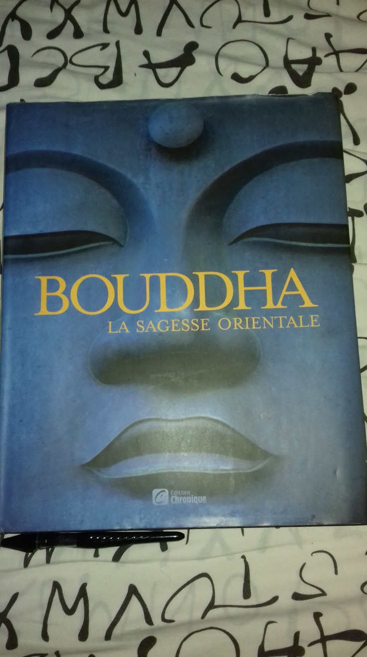 Franck JOUVE - Bouddha 2