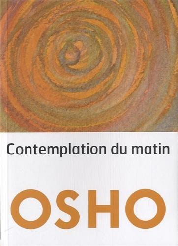OSHO - Contemplation du matin