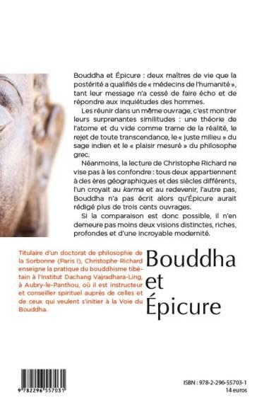 christophe richard - bouddha et epicure 2
