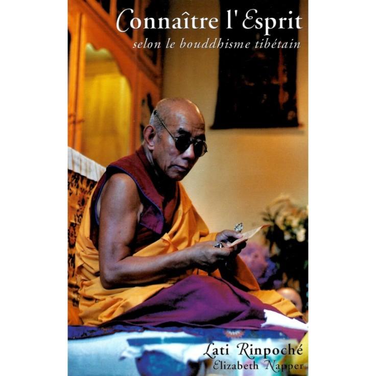 lati rinpoche connaitre-l-esprit-selon-le-bouddhisme-tibetain