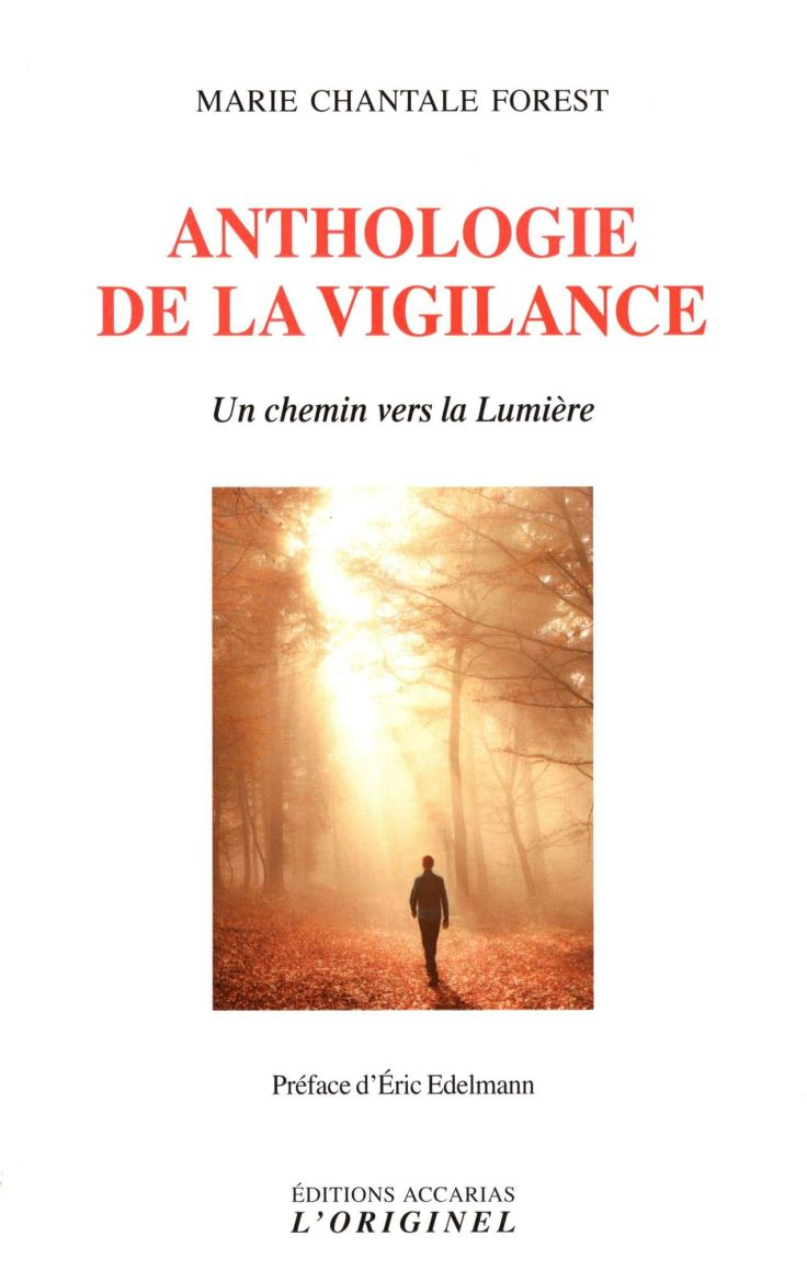 (318) Marie-Chantale FOREST - Anthologie de la vigilance