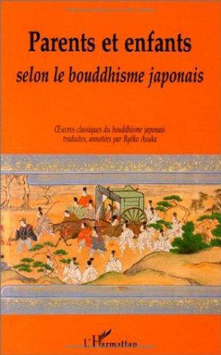 (360) Asuka RYÔKO - Parents et enfants selon le bouddhisme japonais