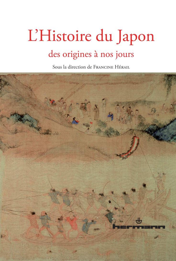(386) Francine HÉRAIL (dir) - Histoire du Japon des origines à nos jours
